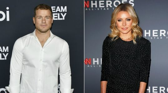 Colton Underwood Didn't Think Kelly Ripa's 'Bachelor' Diss Was 'That Big of a Deal'