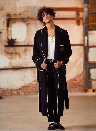 Yung Beef, Daniel Grao + More Don Fall Fashions for El País Semanal