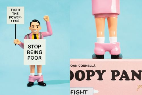 Joan Cornellà and AllRightsReserved to Release Vibrant 'POOPY PANTS' Vinyl Figure