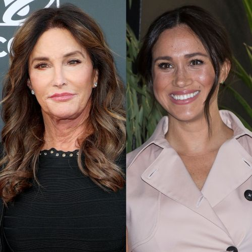 Caitlyn Jenner Would 'Love' to 'Get to Know' Duchess Meghan: 'They'll Have a Ton in Common'