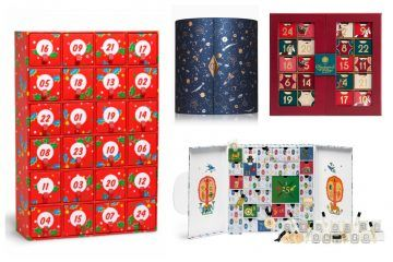 The Best Advent Calendars For Everyone On Your Holiday Gift List