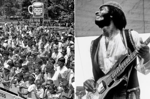 How a funky Harlem music fest became the 'Black Woodstock'