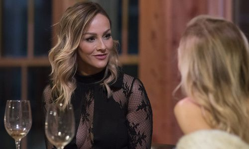 Clare Crawley Sparks Plastic Surgery Rumors in Midst of Love Triangle on 'The Bachelor Winter Games'