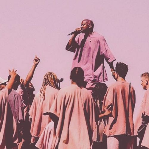 Kanye's Sunday Service congregation is 2019's answer to the Rajneeshees