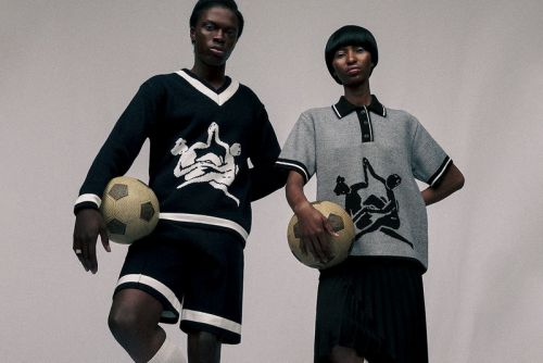 Thebe Magugu's Debut Menswear Line Takes Cues From His Personal Wardrobe