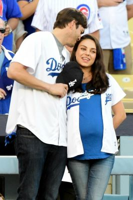 Mila Kunis and Ashton Kutcher Welcome Baby No. 2