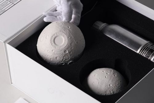 JOYA & Arsham Studio to Release Limited Edition 'EXOPLANET CANDLE'