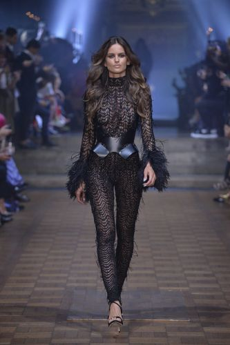 Julien Macdonald Presents Julien X Gabriela Spring/Summer 2020 for LFW