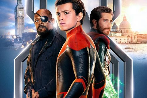 Sony Pictures Unveils New 'Spider-Man: Far From Home' Posters