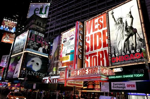 Record number of kids and teens are attending Broadway shows