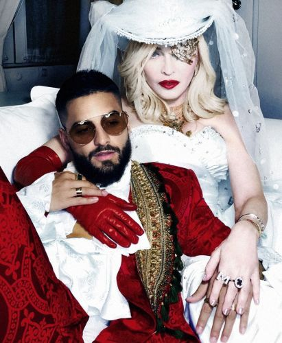 Watch Madonna and Maluma elope in surreal new video for 'Medellín'