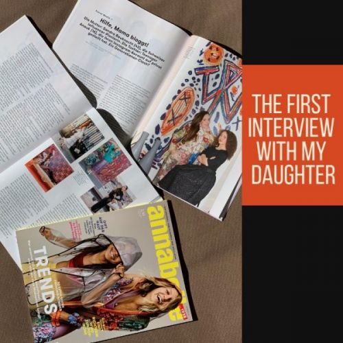 The First Interview with My Daughter