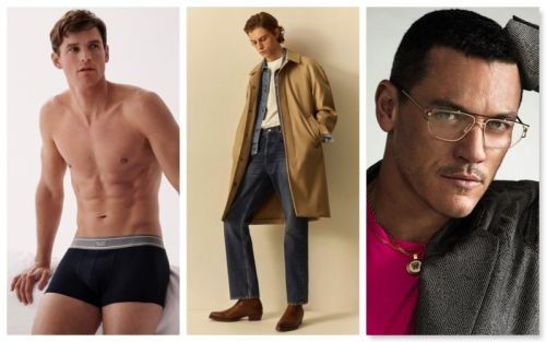 Week in Review: Marc O'Polo, Sandro, Luke Evans for Versace + More