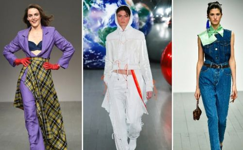 5 Upcoming Designers to Watch from London Fashion Week AW18