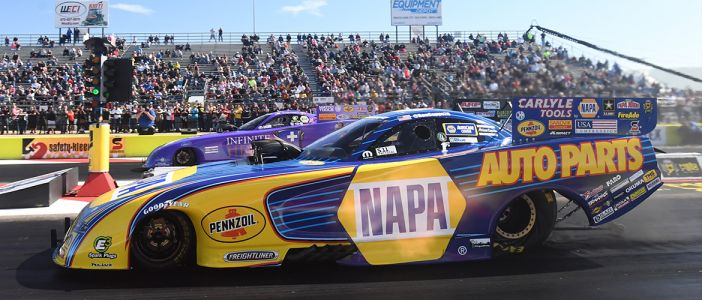 Fall Back: Capps Gets Runner-Up at Fall Nationals