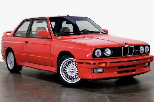 Paul Walker's BMW M3 E30 Sells for $150,000 USD