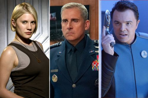 How Steve Carell's 'Space Force' crew stacks up to other planetary nomads