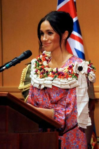 "How Duchess Meghan Selected Her First Four Royal Patronages""It's"