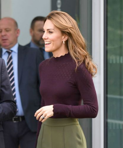 Double Take! Kate Middleton Just Dyed Her Hair Honey Blonde