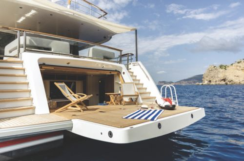 Take Two: Charter Yachts