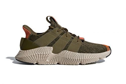 """Adidas Originals Prophere Gets a New """"Trace Olive"""" Look"""