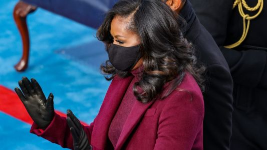 Shop Michelle Obama's Sergio Hudson Inauguration Look