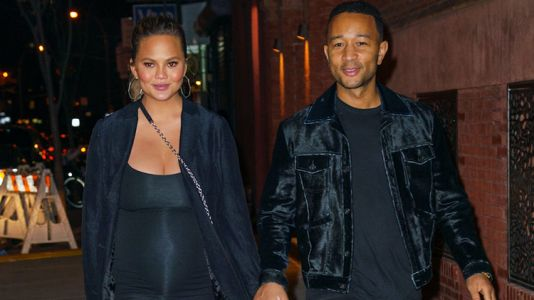 Chrissy Teigen Hilariously Trolls John Legend on Instagram By Having Luna Hold an Arthur Doll