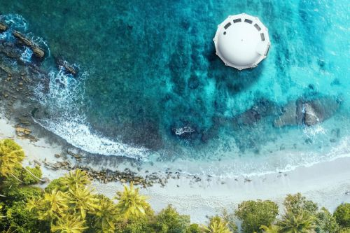 The 100% Recyclable Anthenea Pod Promises an Autonomous Tourist Experience