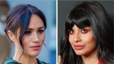 Jameela Jamil Wants UK Press To Admit They Hate Meghan Markle 'Because She's Black'