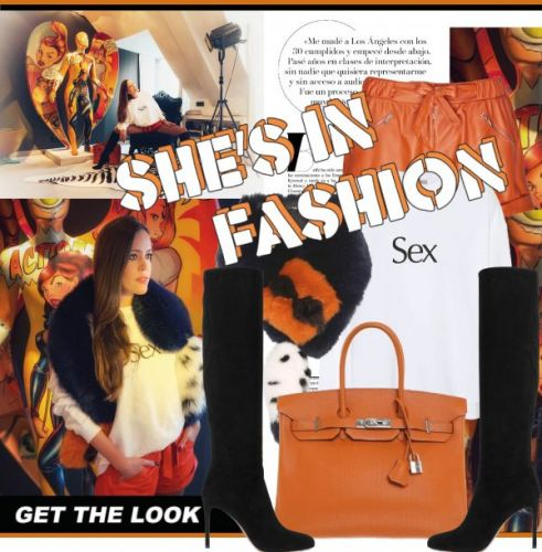 My Look: She's in Fashion