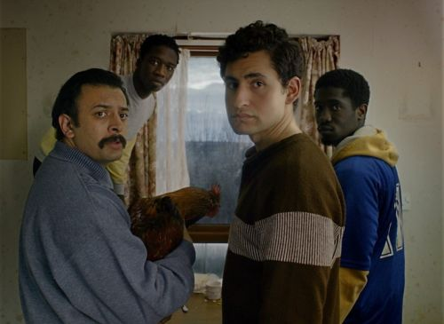 Limbo: the dark comedy about a Syrian refugee stuck in Scotland