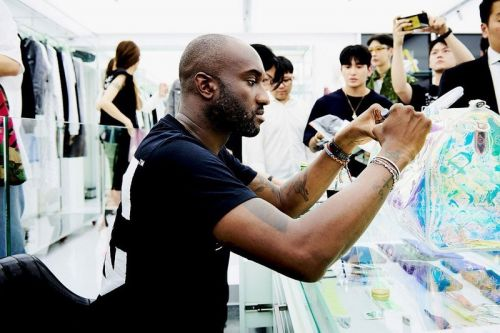 Virgil Abloh Explores Inner Monologue and Louis Vuitton FW21 in 'Monologue 6' Video