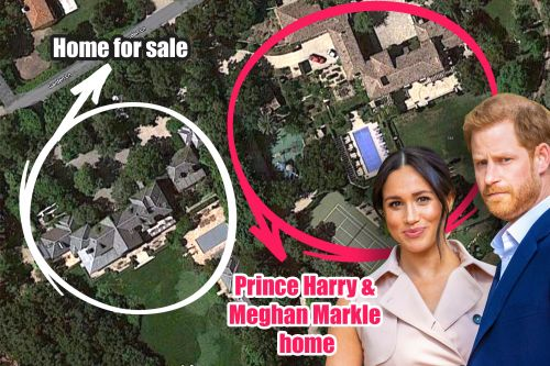 You can be Prince Harry and Meghan Markle's neighbor for $22M