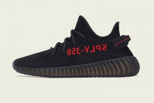 "The adidas YEEZY BOOST 350 V2 ""Black/Red"" Is Re-Releasing Next Month"