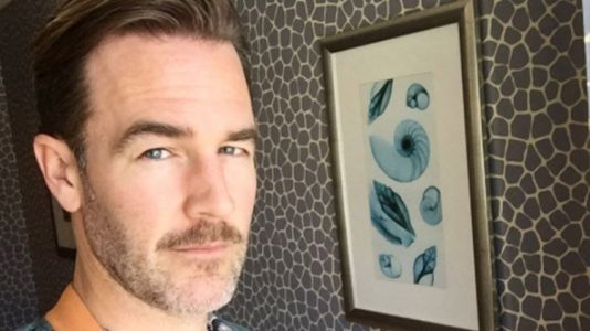 "James Van Der Beek Alleges That He Was Sexually Harassed by ""Older, Powerful Men"" Early in His Career"