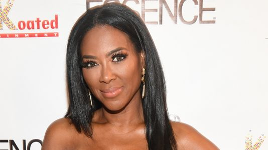 Photos Of Kenya Moore's Baby Prove She's The Cutest Thing On Your Instagram Feed
