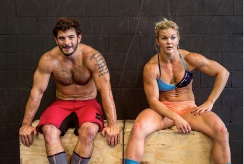 Brooke Ence Talks Recovering From Spinal Surgery and Returning to the CrossFit Games
