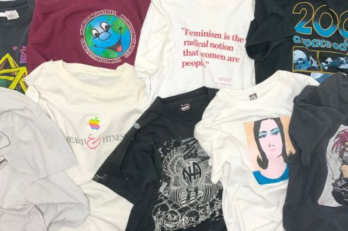 """Teejerker Presents New Collection of """"Culturally Relevant"""" Vintage T-Shirts"""