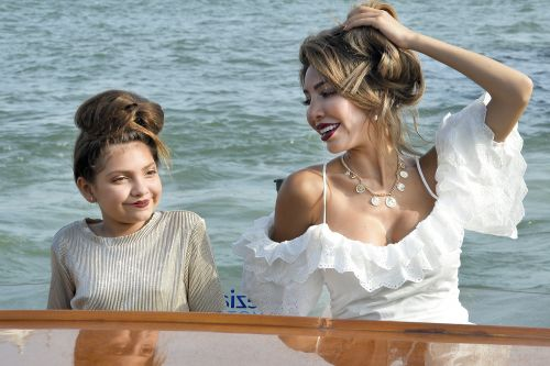 Glamour Girls! Farrah Abraham and Daughter Sophia Get Dolled Up for a Mini Photo Shoot in Venice