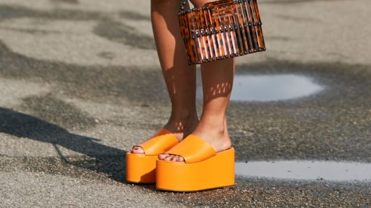 19 Pairs of Platform Sandals to Wear When Your Feet Hurt