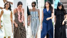 Where To Buy Meghan Markle's Royal Tour Dresses For Less