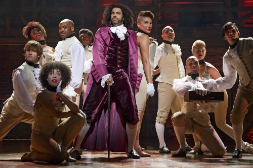 Why Daveed Diggs is never going back to 'Hamilton'