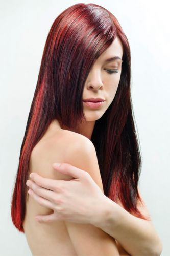 Pre-Fall Red Alert From Schwarzkopf Professional's Maryl Velbeck