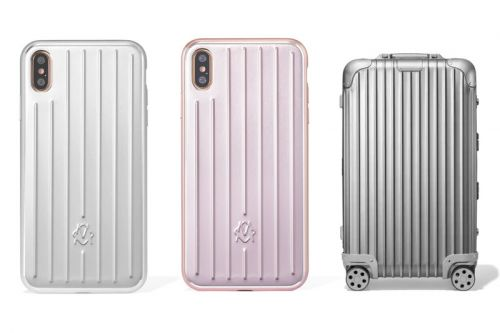 RIMOWA Release iPhone Cases Modeled After Its Signature Aluminum Suitcases