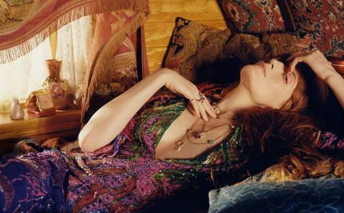 Gucci taps Florence Welch for jewelry campaign