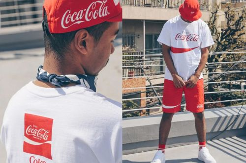 Coca-Cola x atmos LAB Release SS19 Capsule Collection