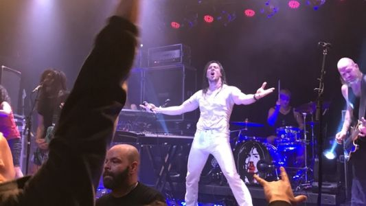 Apparently Andrew W.K. Is A Healer