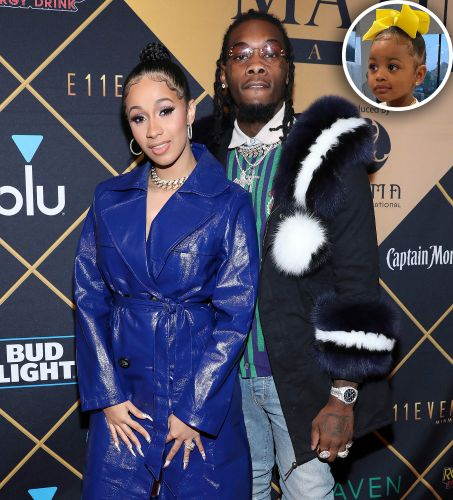 Cardi B and Offset's Daughter Kulture Is Her 'No. 1 Priority' Following Split News