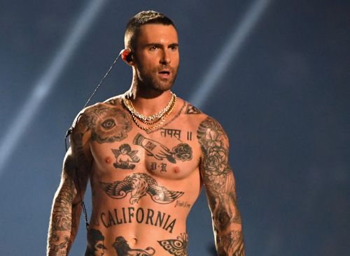 We Need to Talk about Adam Levine's Nipples