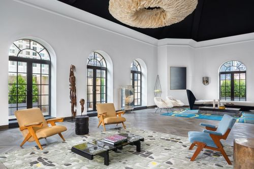 Gabriel&Guillaume Exhibit Features Rare Furniture & Artworks Inside $21 Million USD Residence